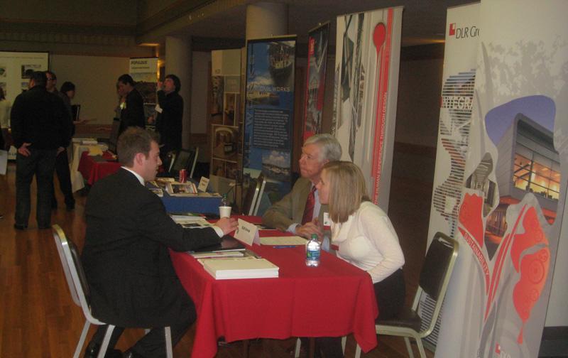 Career Fair with DLR