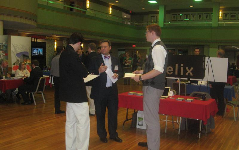 Career Fair with Helix